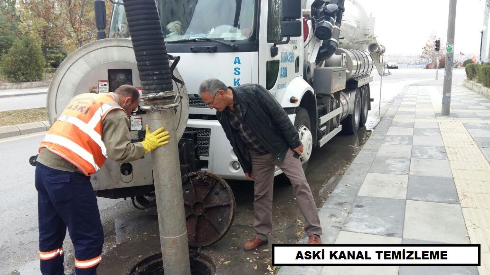 ASKİ Kanal Temizleme 1485680130 78