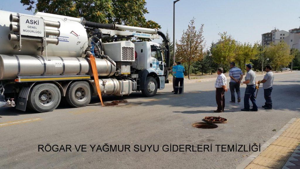 ASKİ Kanal Temizleme 1505401703 713