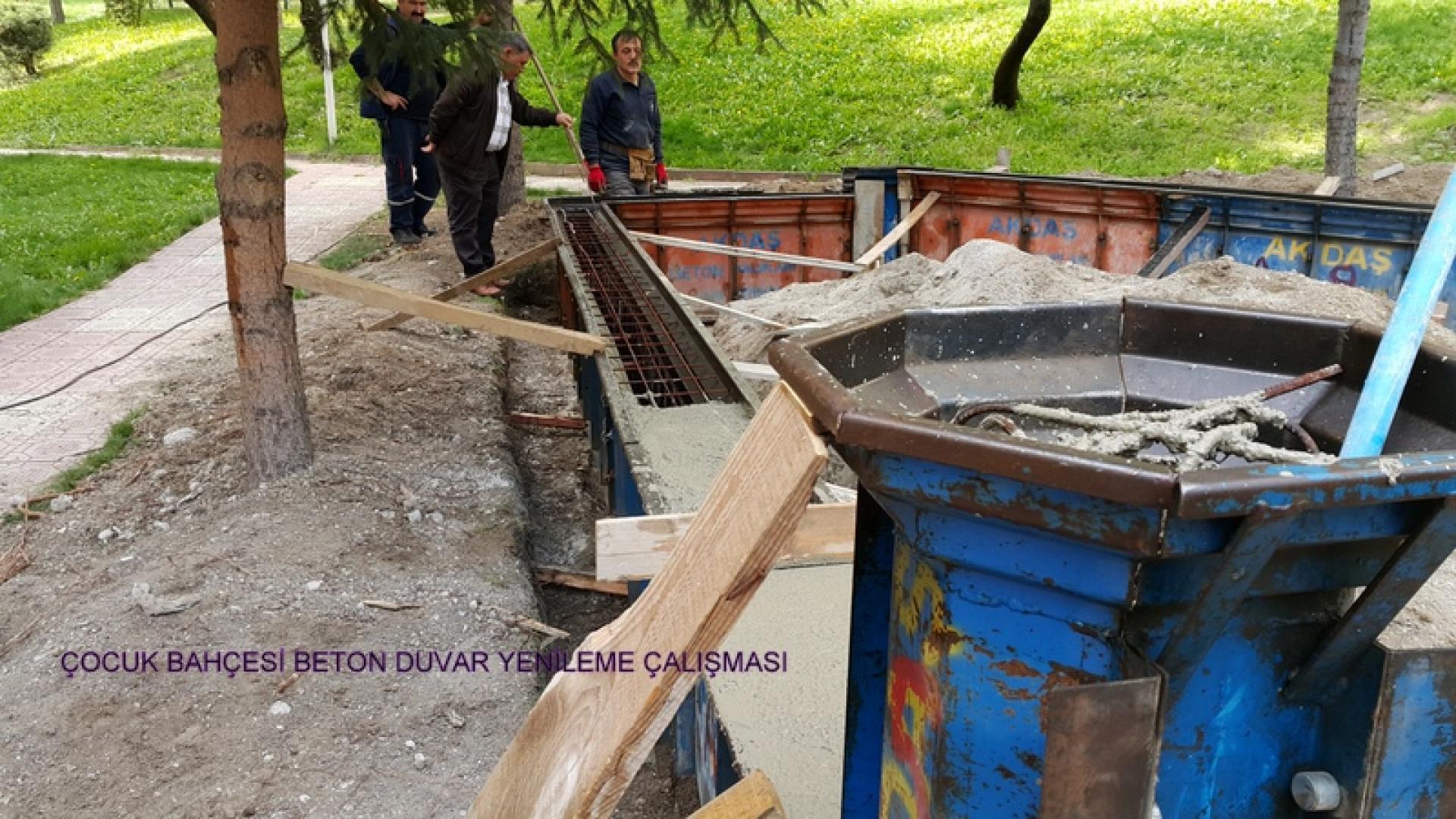 Çocuk Bahçesi Beton Yenileme 1523890587 296
