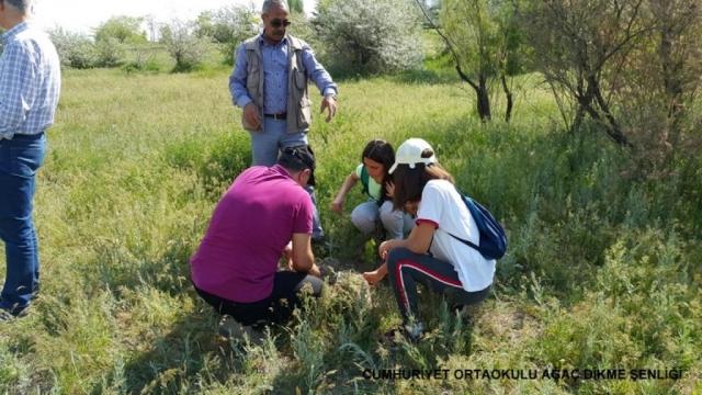 Cumhuriyet Ortaokulu Ağaç Dikme Şenliği 1524827276 154 1024x576