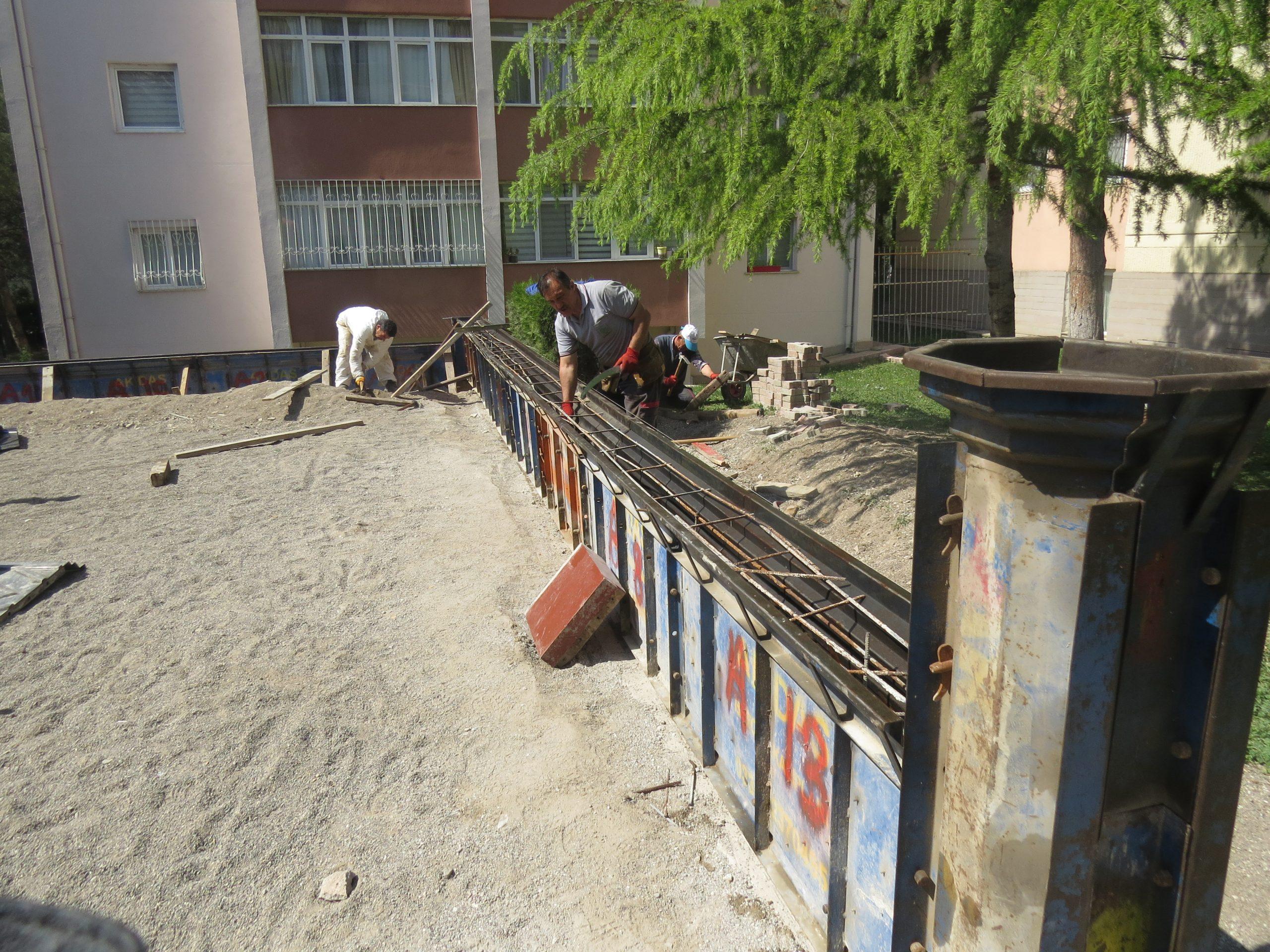 Çocuk Bahçesi Beton Yenileme IMG 5072 scaled