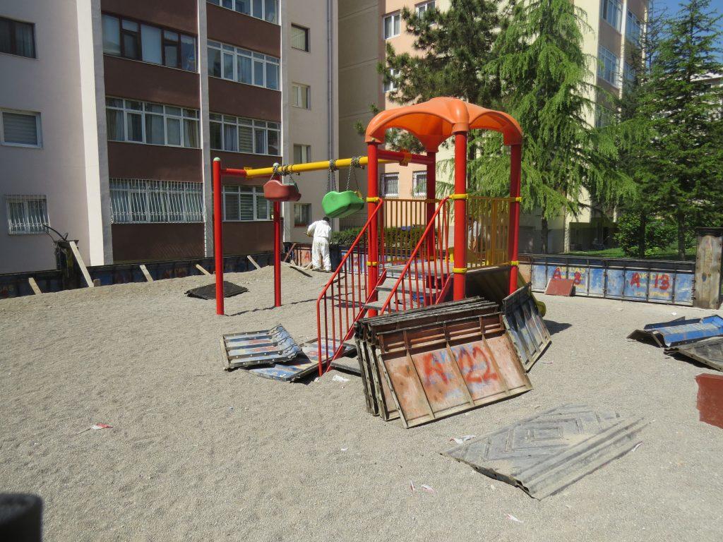 Çocuk Bahçesi Beton Yenileme IMG 5075