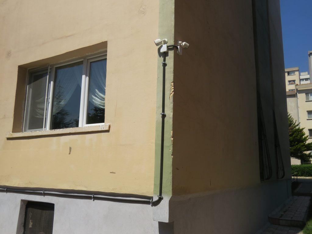 Bina Çevresi Güvenlik Kamerası IMG 5098